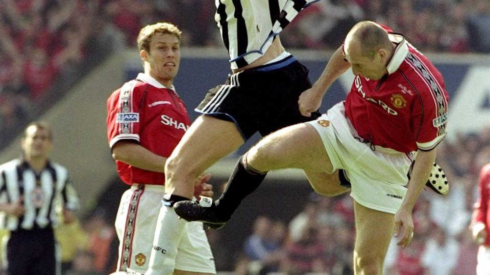 Jaap Stam | Stu Forster/Getty Images