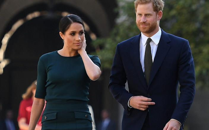 The pregnant Duchess of Sussex will not return to the UK for the Duke of Edinburgh's funeral
