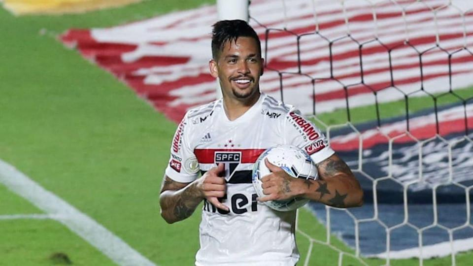 Brasileirao Series A: Sao Paulo v Palmeiras Play Behind Closed Doors Amidst the Coronavirus (COVID - | Alexandre Schneider/Getty Images