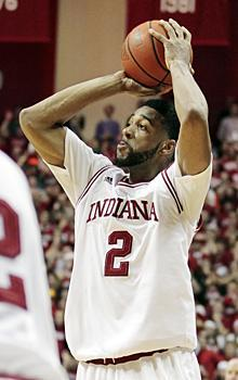 Christian Watford's 3-pointer at the buzzer sent Indiana past Kentucky, and announced the Hoosiers' return to prominence