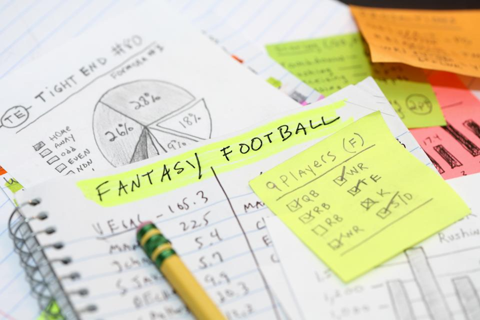 Are you ready to optimize all of your fantasy sports teams?  (Photo:Getty)