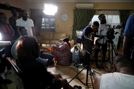 Action! Nigeria's film industry draws global entertainment brands
