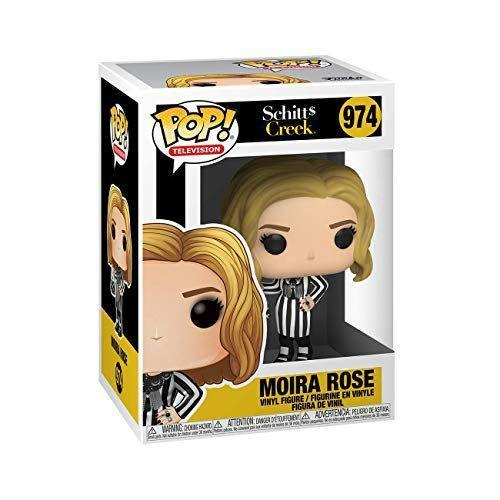 """<p><strong>Funko</strong></p><p>amazon.com</p><p><strong>$14.00</strong></p><p><a href=""""https://www.amazon.com/dp/B07YQGXG12?tag=syn-yahoo-20&ascsubtag=%5Bartid%7C10063.g.34832329%5Bsrc%7Cyahoo-us"""" rel=""""nofollow noopener"""" target=""""_blank"""" data-ylk=""""slk:SHOP NOW"""" class=""""link rapid-noclick-resp"""">SHOP NOW</a></p><p>Fans of these pop-culture figurines will absolutely need to add Moira to their collection. Thankfully, the company also sells collectibles of <a href=""""https://www.amazon.com/Funko-Pop-TV-Schitts-Johnny/dp/B07YQHN89D/ref=pd_bxgy_img_3/147-2236312-1600149?_encoding=UTF8&pd_rd_i=B07YQHN89D&pd_rd_r=3b21638d-91f1-4c32-a474-712760aae419&pd_rd_w=rVZQP&pd_rd_wg=uv5I8&pf_rd_p=ce6c479b-ef53-49a6-845b-bbbf35c28dd3&pf_rd_r=9ER8YF81TH2XHTQ9F2M4&psc=1&refRID=9ER8YF81TH2XHTQ9F2M4&tag=syn-yahoo-20&ascsubtag=%5Bartid%7C10063.g.34832329%5Bsrc%7Cyahoo-us"""" rel=""""nofollow noopener"""" target=""""_blank"""" data-ylk=""""slk:Johnny"""" class=""""link rapid-noclick-resp"""">Johnny</a>, <a href=""""https://www.amazon.com/Funko-Pop-TV-Schitts-Styles/dp/B07YQH6YG5/ref=pd_bxgy_img_3/147-2236312-1600149?_encoding=UTF8&pd_rd_i=B07YQH6YG5&pd_rd_r=a7945734-a1c3-4b23-9f29-37637420db88&pd_rd_w=AIsOG&pd_rd_wg=H5NLn&pf_rd_p=ce6c479b-ef53-49a6-845b-bbbf35c28dd3&pf_rd_r=5BQHVBSKJT06W8JEWMYR&psc=1&refRID=5BQHVBSKJT06W8JEWMYR&tag=syn-yahoo-20&ascsubtag=%5Bartid%7C10063.g.34832329%5Bsrc%7Cyahoo-us"""" rel=""""nofollow noopener"""" target=""""_blank"""" data-ylk=""""slk:David"""" class=""""link rapid-noclick-resp"""">David</a>, and <a href=""""https://www.amazon.com/Funko-Pop-TV-Schitts-Alexis/dp/B07YQHJBL2/ref=pd_sbs_21_4/147-2236312-1600149?_encoding=UTF8&pd_rd_i=B07YQHJBL2&pd_rd_r=41ad6cc4-421e-4b43-912b-ec5329b93901&pd_rd_w=CO2lr&pd_rd_wg=L7c8q&pf_rd_p=b65ee94e-1282-43fc-a8b1-8bf931f6dfab&pf_rd_r=ZY95SW3TNCZTAG9NBPHR&psc=1&refRID=ZY95SW3TNCZTAG9NBPHR&tag=syn-yahoo-20&ascsubtag=%5Bartid%7C10063.g.34832329%5Bsrc%7Cyahoo-us"""" rel=""""nofollow noopener"""" target=""""_blank"""" data-ylk=""""slk:Alexis"""" class=""""link rapid-noclick-resp"""">Alexis</a>, so you can keep all the """