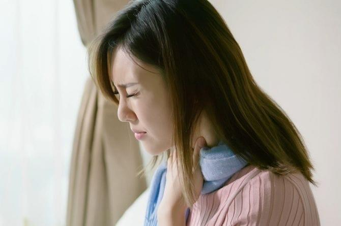 persistent coughing causes