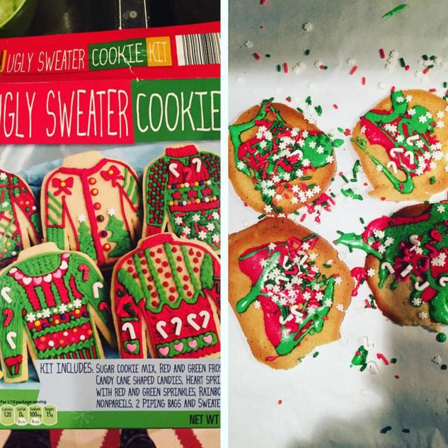 17 Christmas Cookie Fails That Will Have You Laughing With Joy