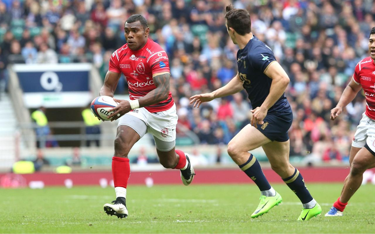 Army 29 Navy 20: Semesa Rokoduguni guides the Army to Inter-Services Championship