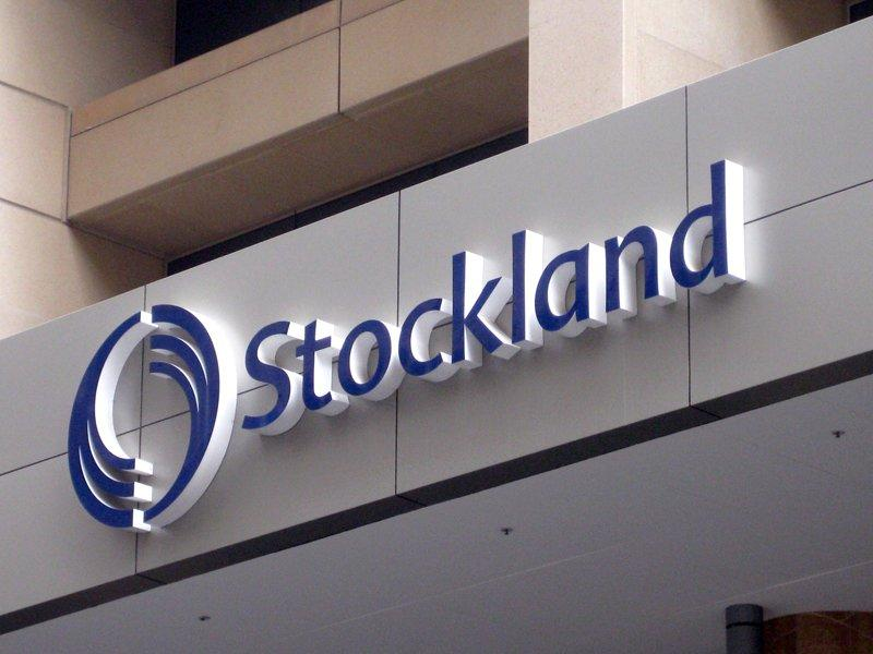 Stockland issues earnings warning