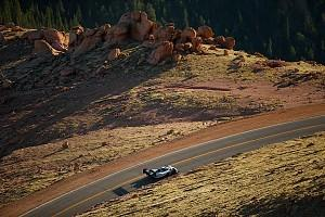 This weekend Volkswagen becomes the latest major motorsport name to tackle the Pikes Peak International Hillclimb, but it's doing so with an electric car.