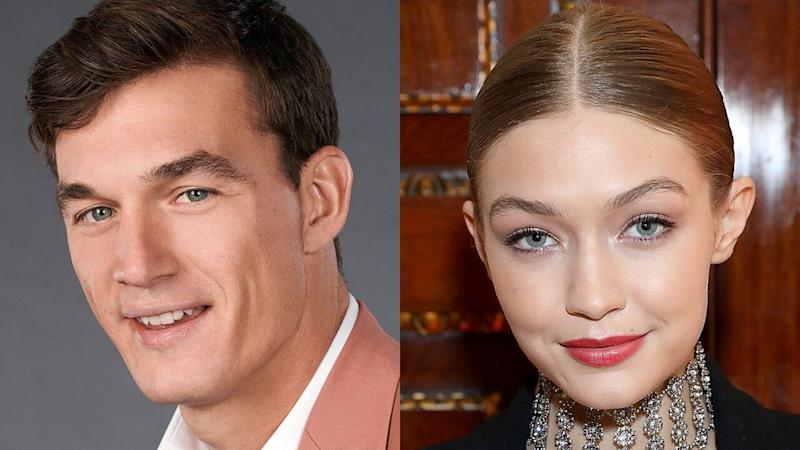 Gigi Hadid and The Bachelorette Star Tyler Cameron Spotted on Reported Date