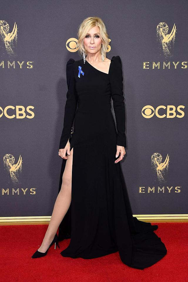 <p>Judith Light attends the 69th Annual Primetime Emmy Awards on September 17, 2017.<br> (Photo: Getty Images) </p>