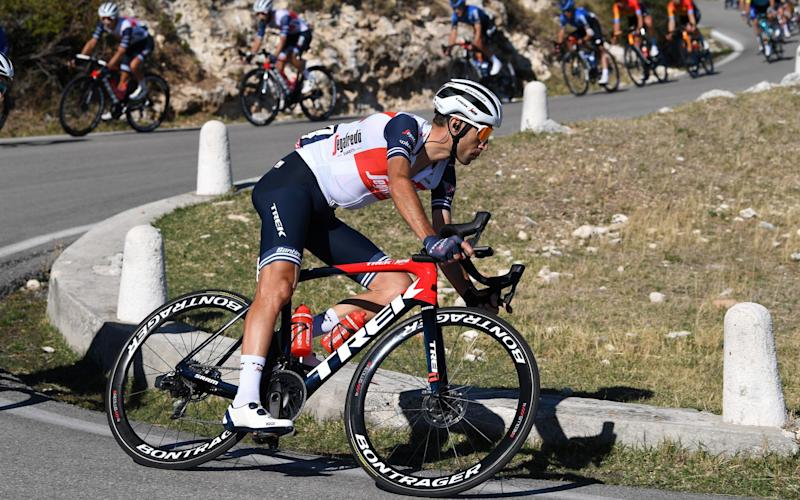 Vincenzo Nibali —   - GETTY IMAGES