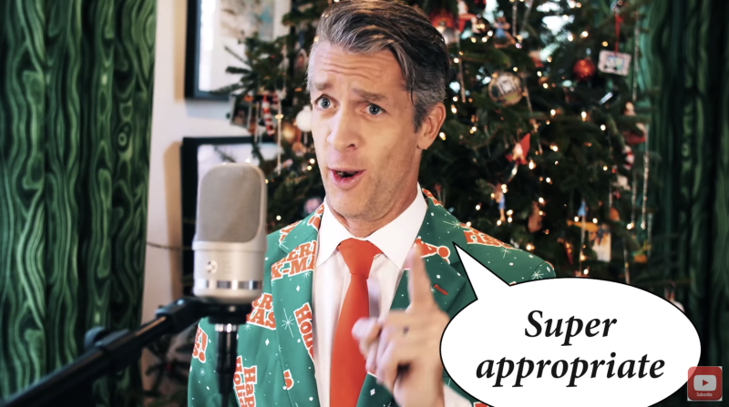 This Viral Rewrite Of 'Baby, It's Cold Outside' Emphasizes Consent