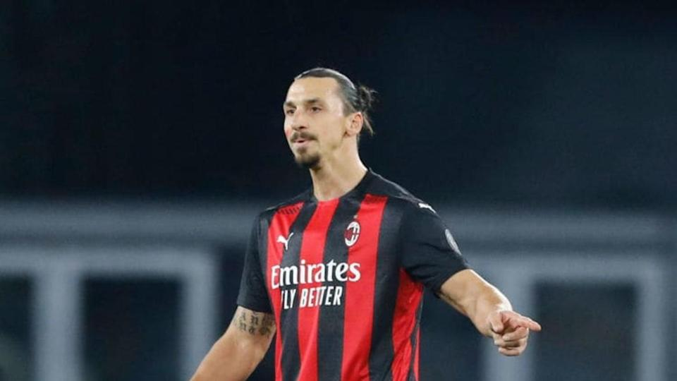 Zlatan Ibrahimovic | DeFodi Images/Getty Images