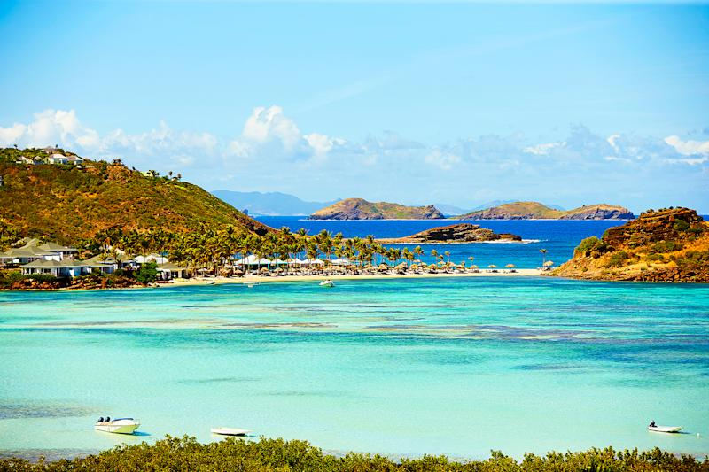 Us Weekly is teaming up with theSkimm, Clean Plates, Serena & Lily, Lover.ly, The Cut and Us Weekly Prize to give one reader a getaway to St. Bart's