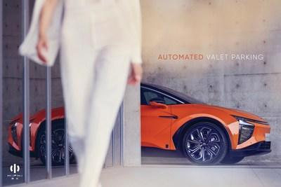 World-first Level 4 fully autonomous vehicle parking system rolled-out on Human Horizons' HiPhi X.