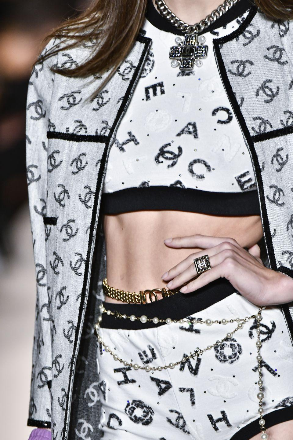 """<p>There's been a lot of talk about archive fashion lately, and there's no question that vintage is becoming more and more mainstream. What's more, the '90s have reached peak popularity in 2021. So, Chanel gave us the throwback show we've all been dreaming of. Photographers lined the span of the catwalk like they did in the days before social media, while Christine and the Queen's cover of George Michael's """"Freedom! '90"""" played. There were all the covetable late '80s and early '90s looks too. Heart-shaped flap bags, little logo rompers and butterfly prints were everywhere.</p>"""