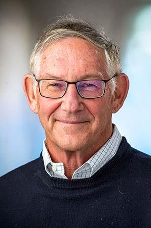 Dr. Larry Corey, virologist at Fred Hutchinson Cancer Research Center and co-leader of the COVID-19 Prevention Network's vaccine testing program.