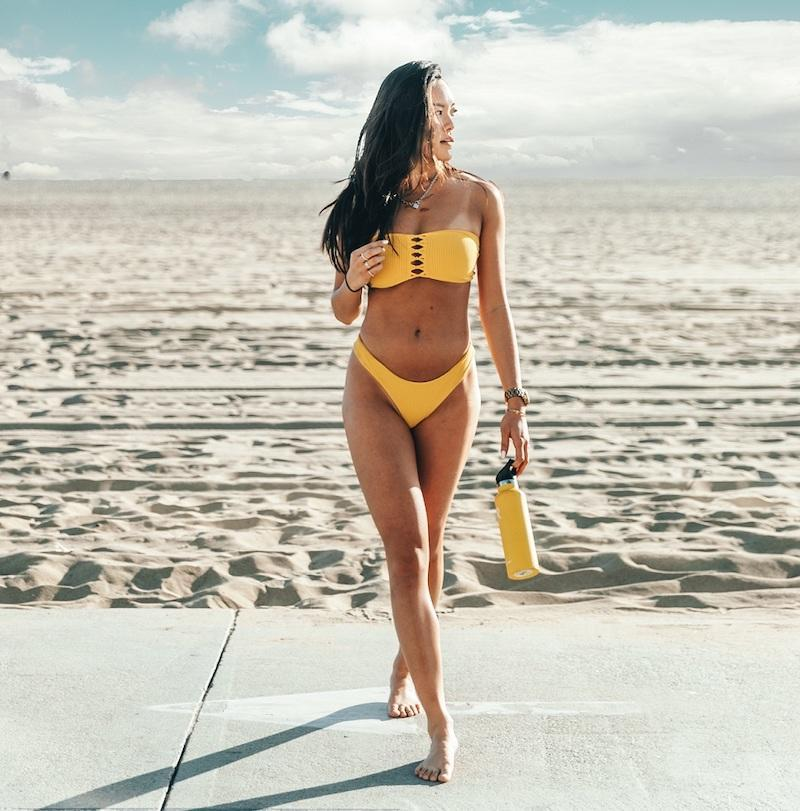 Girls should avoid wearing skin-tight dresses and posting bikini photos, the 38-year-old mother of three daughters said. — Picture from Unsplash