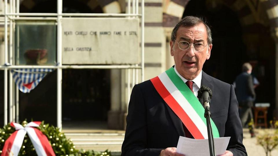 Giuseppe Sala, sindaco di Milano   Pier Marco Tacca/Getty Images