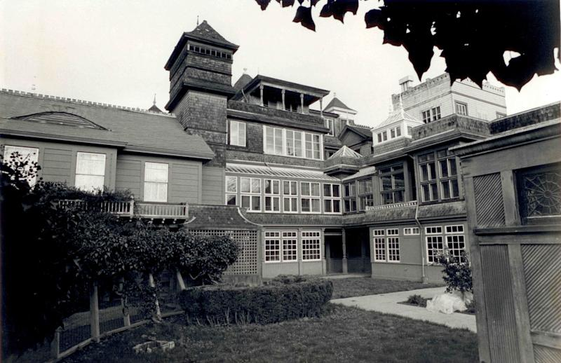 Photo credit: Courtesy Winchester Mystery House