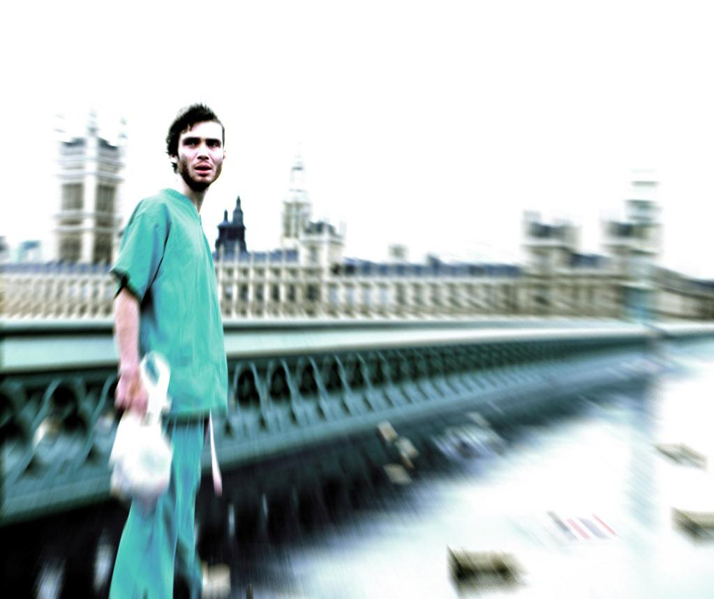 """<a href=""""http://movies.yahoo.com/movie/1808402795/info"""">28 Days Later</a> (2003): Danny Boyle turns his eye for vivid imagery and his feel for heart-pounding pacing toward a classic genre: the zombie flick. His depiction of a post-apocalyptic London after a virus outbreak is jaw-dropping in its severe simplicity: Cillian Murphy awakens from a 28-day coma to find nothing and no one in this typically bustling city. But the stillness is soon broken by attacks from the twitching, hissing, flailing infected. Purists may balk, since these aren't your typical lumbering, mumbling zombies, but they're just as harrowing in their own way. """"28 Days Later"""" is so well-written, though, it makes you care just as much about the living as the (un)dead."""
