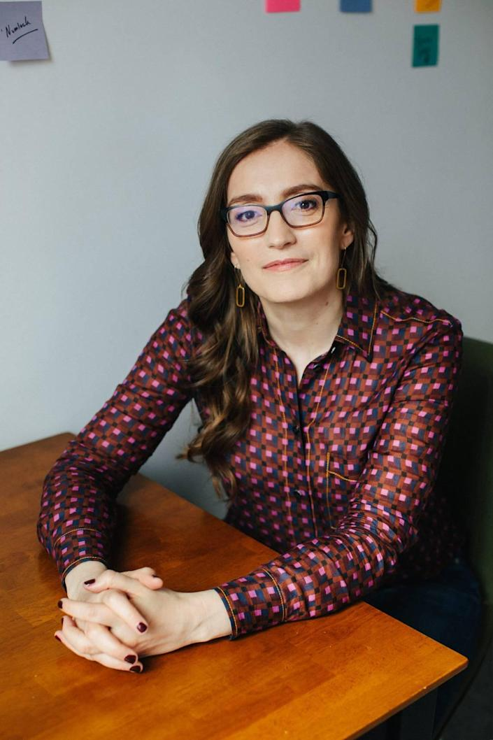 """Stacey Vanek Smith, the co-host and correspondent for NPR's The Indicator from Planet Money, is originally from Boise and graduated from Boise High School. Her book, """"Machiavelli for Women,"""" was released last week."""