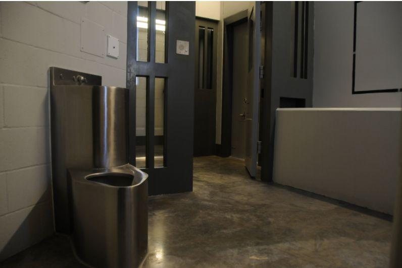 A cell in one of the Oak Park Heights prison's Administrative Control Unit. (Photo: Minnesota Department of Corrections)