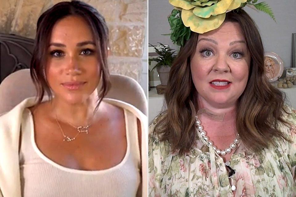 Meghan Markle Teams Up with Melissa McCartney to Launch 40th Birthday Project