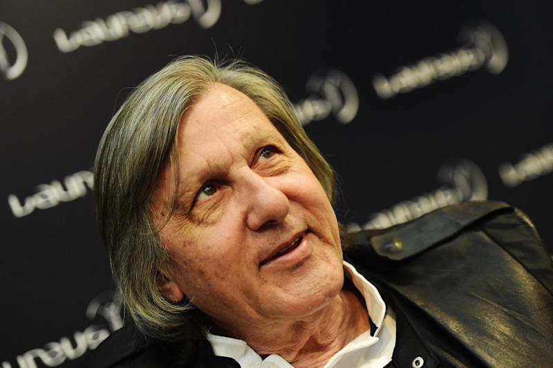 Nastase, pictured in 2015, said he has not tried to contact Johanna Konta: Getty Images for Laureus