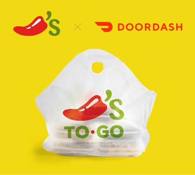 Chili's Partners Exclusively with DoorDash