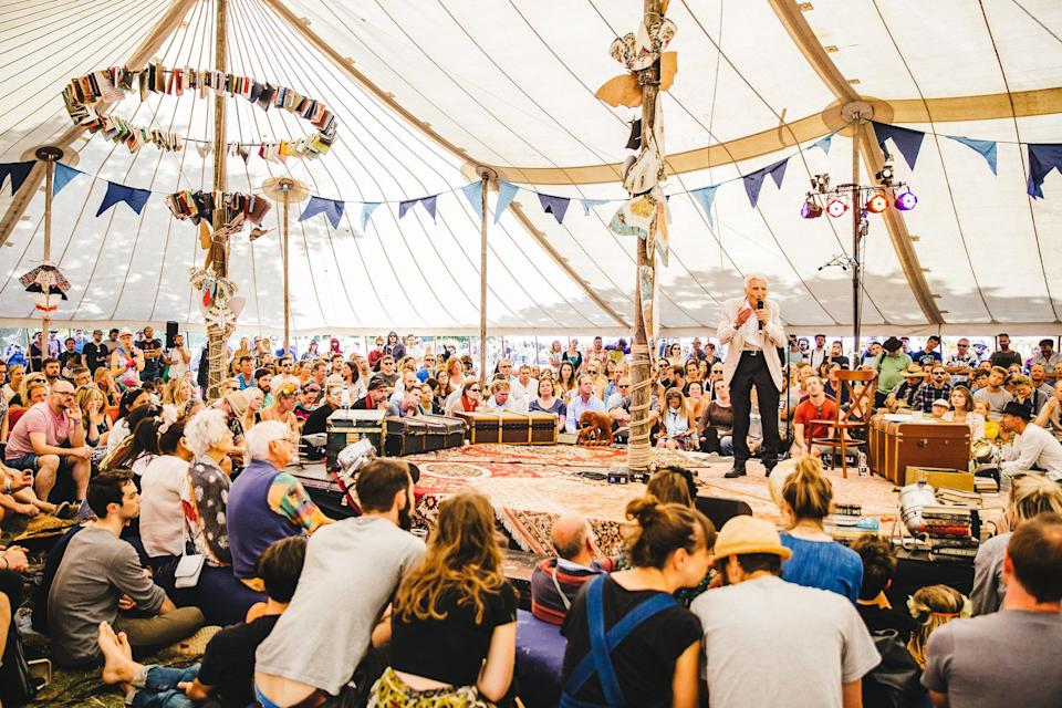 <p><b>The talks and debates are well worth checking out, too. Tate Britain's on the schedule this year, along with the RSA and Sunday Papers Live. Sadler's Wells will also be in attendance (great news for dance lovers) and The National Theatre will be holding a production of Amadeus. </b></p>