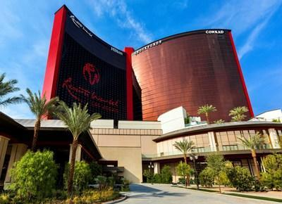 Resorts World Las Vegas Officially Debuts as First Ground-Up Resort Built on Las Vegas Strip in Over a Decade