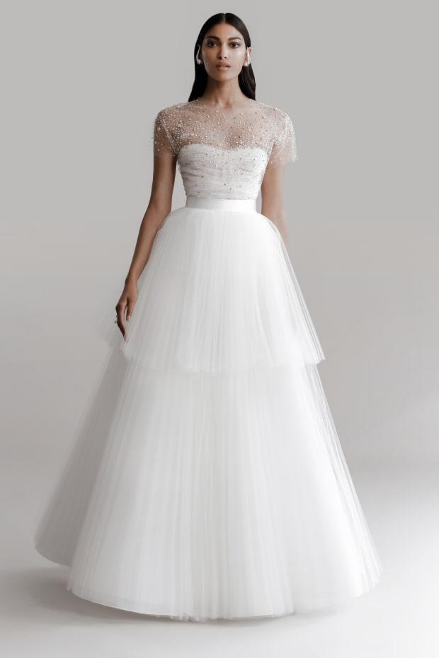 <p>Prabal Gurung Bridal 2022. </p>