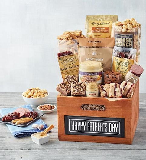 Harry & David Father's Day Gift Crate