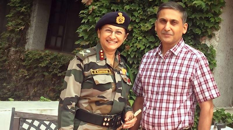 Major General Dr Madhuri Kanitkar Promoted to Lt. Gen Rank, Third Woman in Indian Defence Forces to Become 3-Star Flag Officer