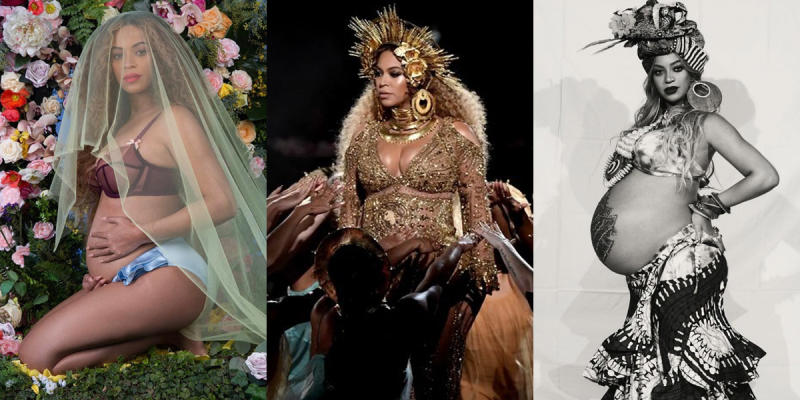 a timeline of beyonc s pregnancy with twins