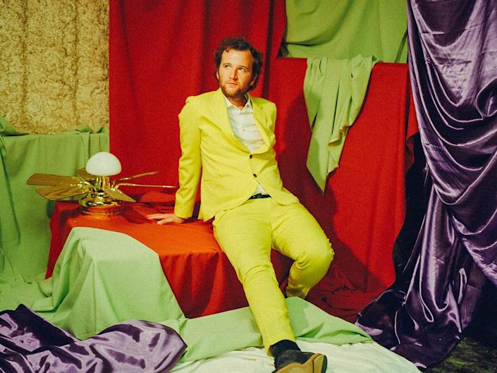 <p>Chris Baio: 'I started making this record imagining extreme situations and what you as an individual can do'</p> (Press image)