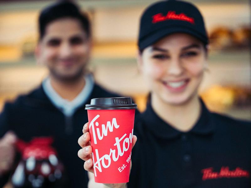 Tim Hortons to open first United Kingdom cafe in Glasgow