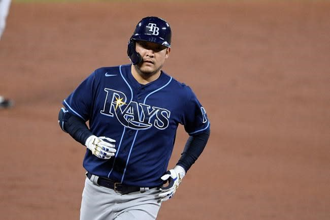 Streaking Rays beat Orioles 3-1 to maintain lead in AL East