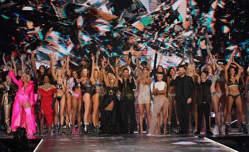 Over 100 models have signed a call to action to Victoria's Secret to protect their models from sexual harassment [Photo: Getty]