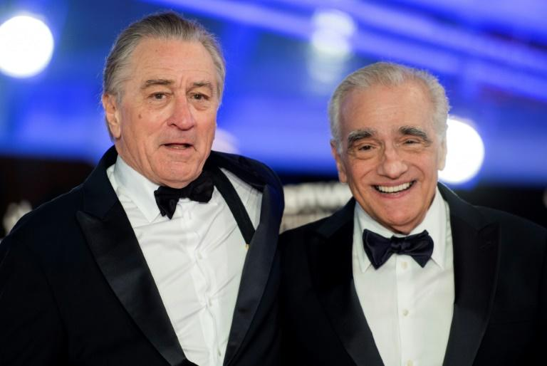 "Martin Scorsese and actor Robert De Niro started planning the film adaptation of Charles Brandt's book ""I Heard You Paint Houses"" 12 years ago"