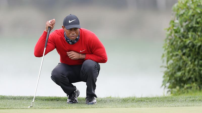 Tiger Woods hopes strong PGA final round gives momentum for major season