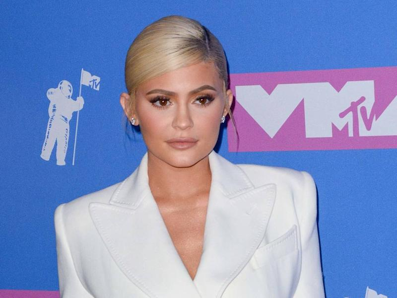 Kylie Jenner teases haircare line after receiving trademark