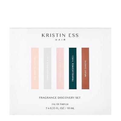 <p>Finding a signature scent can take some time, so for your friend who's just started their journey, give them the best of five worlds with the <span>Kristin Ess Women's Fragrance Discovery Gift Set</span> ($25).</p>