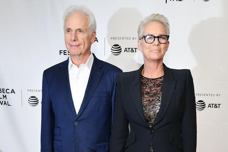 Hit back: Jamie Lee Curtis and Christopher Guest, who played Count Tyrone in the film (Getty Images)