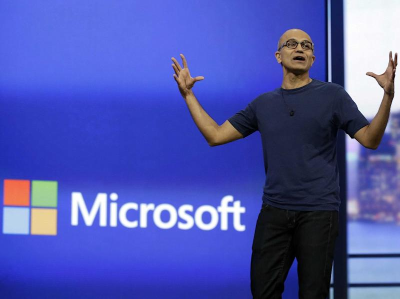 Wells Fargo: 'We like the new Microsoft,' so DON'T sell the stock