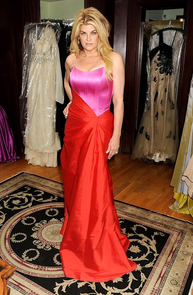 """The 60-year-old struck another pose in a bright floor-length gown fit for the ballroom ... Demis Maryannakis/<a href=""""http://www.pacificcoastnews.com/"""" target=""""new"""">PacificCoastNews.com</a> - June 223, 2011"""