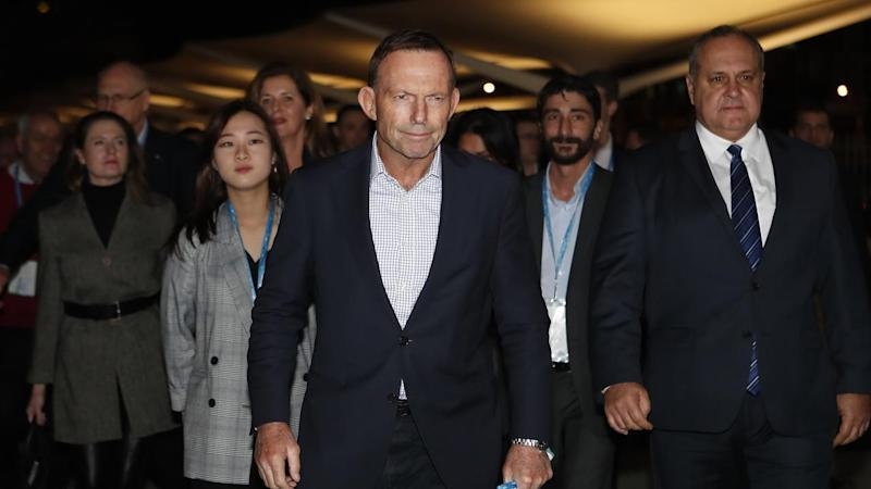 Former prime minister Tony Abbott's motions to reform the NSW Liberal party have gained support.