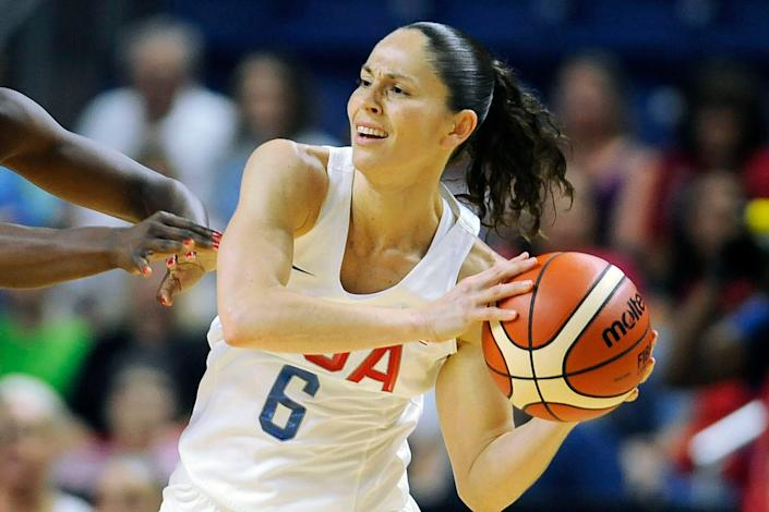 Sue Bird will be one of the United States' flagbearers at the opening ceremony of the Tokyo Olympics.