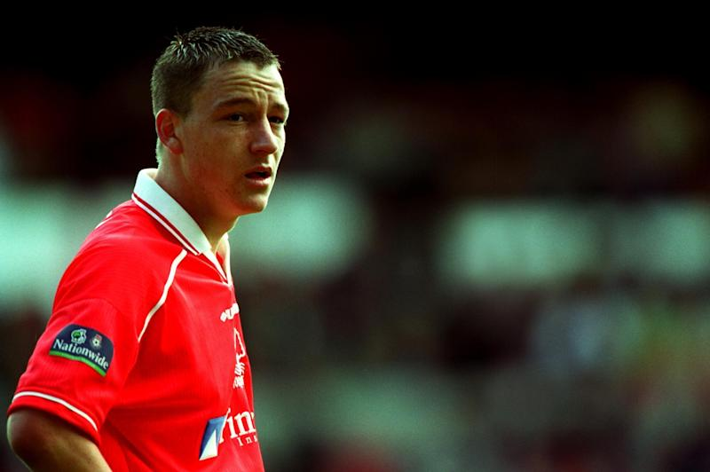 John Terry during his Nottingham Forest loan stint that he says made him a man